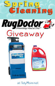 Rug Doctor Urine Eliminator Spring Cleaning Carpet Rug Doctor