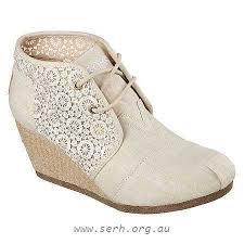 womens wedge boots australia repm2014 com skechers pinwheel crochet wedge bootie ankle boots