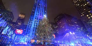Nyc Tree Lighting Where To Take Your Holiday Photos In Nyc Cbs New York