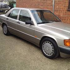 190e 1990 mercedes 1990 mercedes 190e 2 6 being auctioned at barons auctions