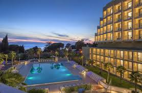 Laguna Bad Hotel Laguna Materada Kroatien Poreč Booking Com