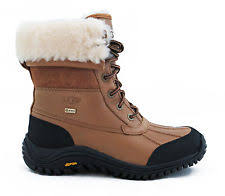 ugg s adirondack boot ii otter ugg australia womens adirondack boot ii otter 5469 7 ebay