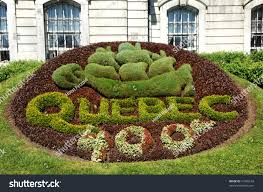 nice flower bed frond old building stock photo 41995168 shutterstock