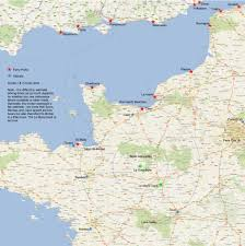 Calais France Map by Home La Goupillere Saint Thomas De Courceriers France