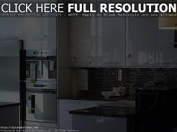shiny white kitchen cabinets home decoration ideas