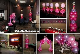 18th birthday decorations ideas decorating of party