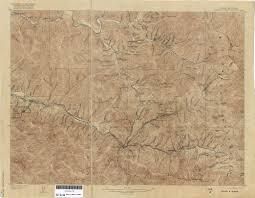 Idaho Montana Map by