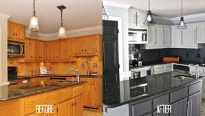 Refreshing Refinishing Kitchen Cabinets Tags  Paint Kitchen - Cheap kitchen cabinets toronto