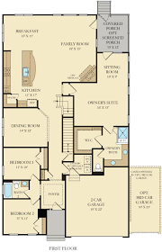 dorchester new home plan in plantation lakes signature by lennar