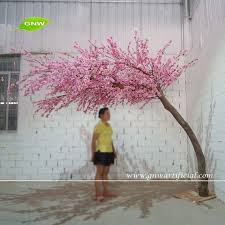 gnw 10ft pink trees artificial trees cherry blossoms topiary