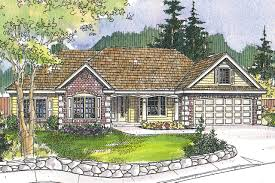 new ranch house plan hampshire 30 799 sloping lot house plan