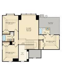 Game Room Floor Plans Westbrook New Home Plan In Walnut Creek Camden And Vista