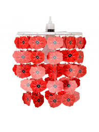 Red Ceiling Lights by Ceiling Shades U2013 Buy Lampshades Here Now Valuelights