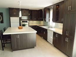 meuble cuisine melamine blanc ébénistes meubles uniques sur mesures créations ébène nappierville