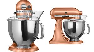 Kitchenaid Artisan Mixer by Kitchenaid Artisan Mixer Satin Copper Unwrapp