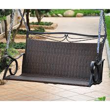 aluminum frame porch swing
