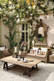 25 stunning outdoor living spaces