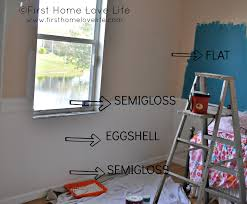 painting 101 paint finishes and trim first home love life