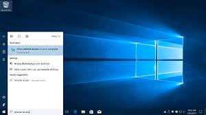 enable remote desktop access in windows 10 to log into your pc