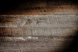 distressed wood board plank grunge background stock photo
