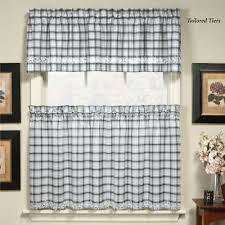 dover plaid window treatments
