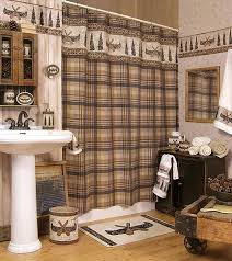 rustic cabin bathroom ideas eye catching cabin decor bathroom camping cabin lodge decor