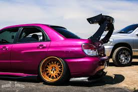subaru pink wacky wednesday to wing or not to wing basic builds