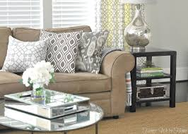 Grey And Yellow Home Decor Best 25 Tan Living Rooms Ideas On Pinterest Grey Basement