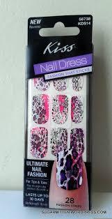 kiss nail dress sugarmitten