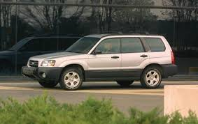 subaru forester ute used 2003 subaru forester pricing for sale edmunds