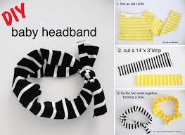 baby headband diy diy baby headband small fry
