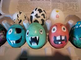 blown egg ornaments karey s overflow more ukrainian egg dyeing info