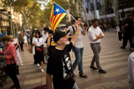 catalan officials mull independence spanish stocks sink news 1130