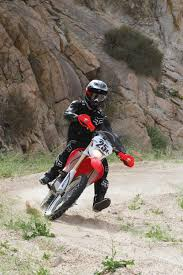 when was the first motocross race riding impression honda crf250x dirt rider