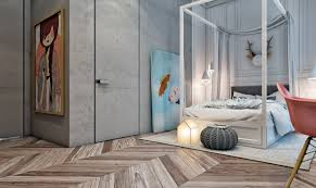 Unique Bedroom Wall Treatments 3 Cool Bedroom Design That Teens Would Love Roohome Designs