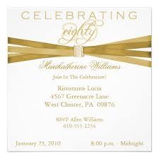 80th birthday invitations most popular 80th birthday party invitations custominvitations4u