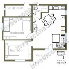 double bedroom house plans house design plans