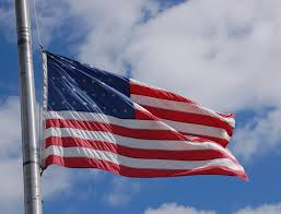 Flags At Half Mast In Texas 36 Star American Flag Flying At Half Mast At The Treue Der U2026 Flickr