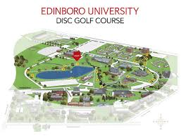 Cleveland State University Campus Map by Edinboro University Map My Blog