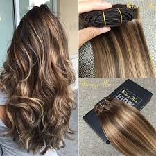 best hair extension brand top 6 best clip in hair extensions reviews in 2018 iexpert9