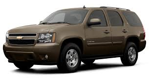amazon com 2007 chevrolet tahoe reviews images and specs vehicles