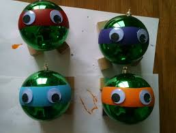 mutant turtle ornaments how to d pad
