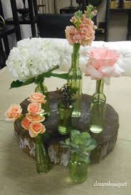 Shabby Chic Wedding Centerpieces by Shabby Chic Wedding Centerpiece Dream Bouquet Houston Tx