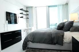chambre moderne noir et blanc chambre moderne noir et blanc chambre a coucher moderne pour adulte