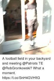 Football Field In Backyard 25 Best Memes About Football Field Football Field Memes