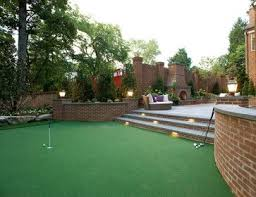 Backyard Putting Green Designs by 30 Best Backyard Ideas Images On Pinterest Backyard Ideas