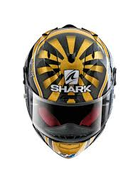 shark race r pro carbon zarco gold motorcycle helmet free uk