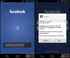 facrbook apk phone dev edition apk leaked reveals details about the