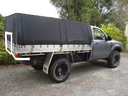 Ute Canopies Victoria by View Topic Ideas To Put A Dual Spare Tire Rack On A Canvas