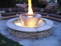 Bond Propane Fire Pit Outdoor Propane Fire Pit Diy U2014 Jen U0026 Joes Design Best Outdoor